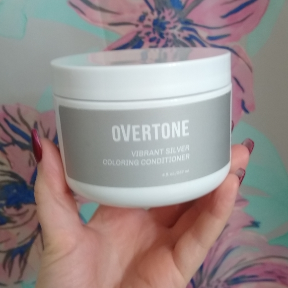 overtone Other - Overtone Vibrant Silver Coloring Conditioner
